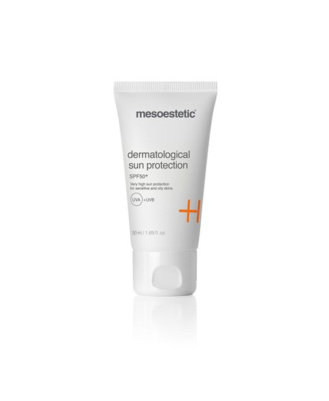 Mesoestetic - dermatological sun protection SPF50