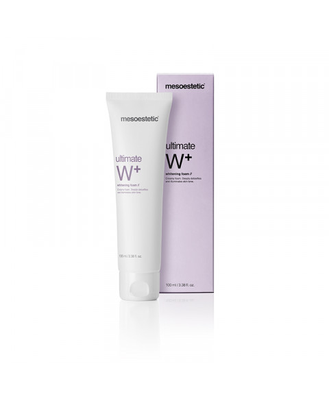 Mesoestetic - ultimate W+ foam