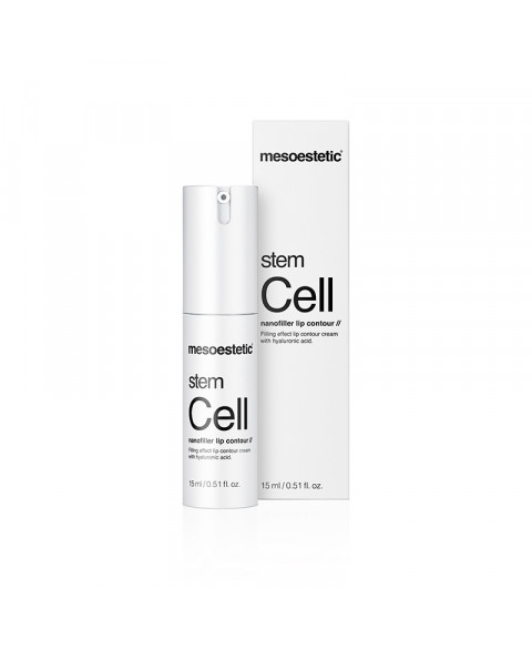 Mesoestetic - stem cell nanofiller lip contour