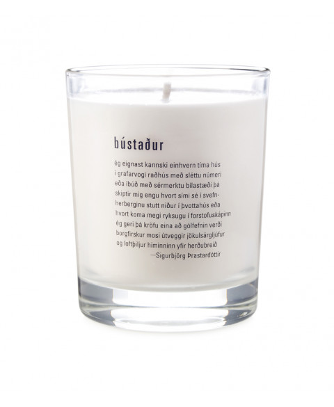 Soley - Bustadur candle