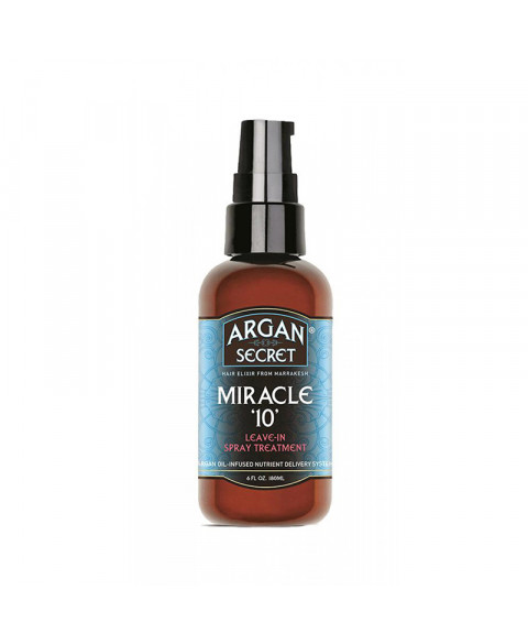 Argan Secret - Argan Secret Miracle 10