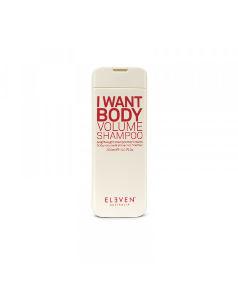 Eleven Australia - I WANT BODY VOLUME SHAMPOO