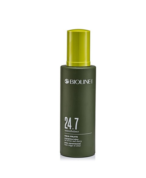 Bioline - 24.7 Natural Balance Aqua Fruits Energizing Lotion