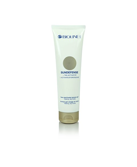 Bioline - Sundefense +Tan Activator Face and Body