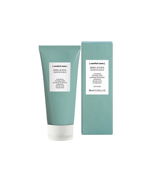 Comfort Zone - Body Active Foaming Scrub