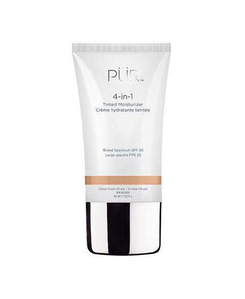 4-in-1 Mineral Tinted Moisturizer -Tan 50g