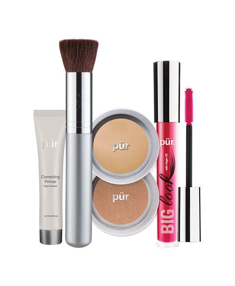PUR Best Sellers Kit Tan