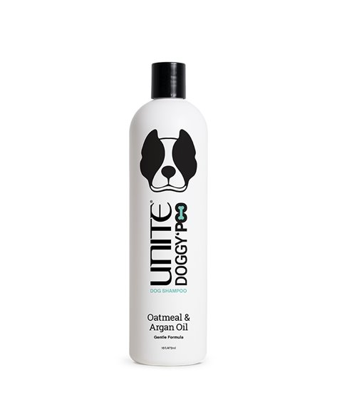 UNITE Doggy Poo Dog Shampoo Oatmeal & Argan Oil